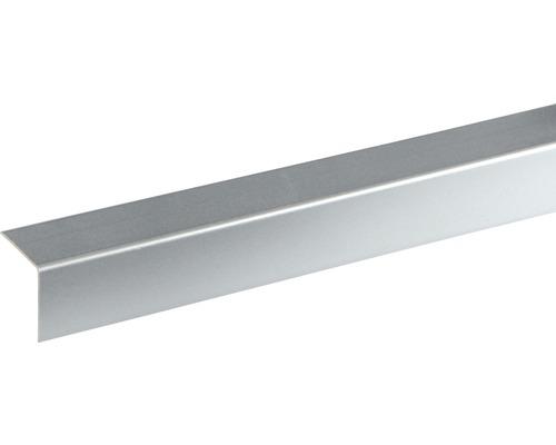 Winkelleiste Kunststoff Alu Dekor 25x25x2400 mm