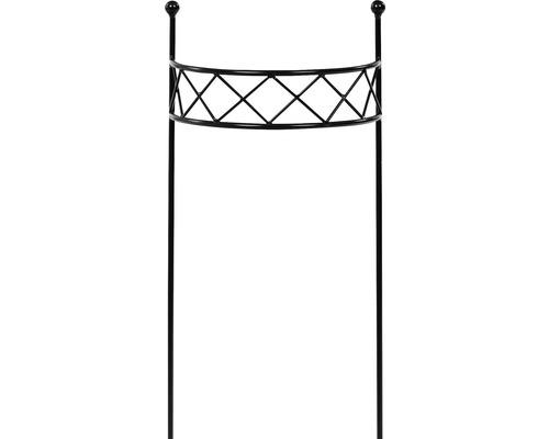 Dekostütze Chris M 70x28x13 cm anthrazit-metallic