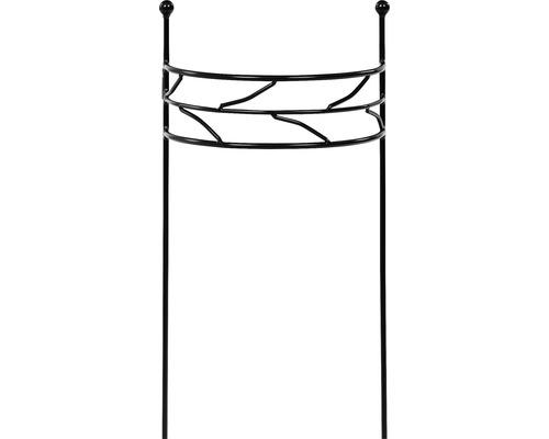 Dekostütze Liane M 70x28x13 cm anthrazit-metallic