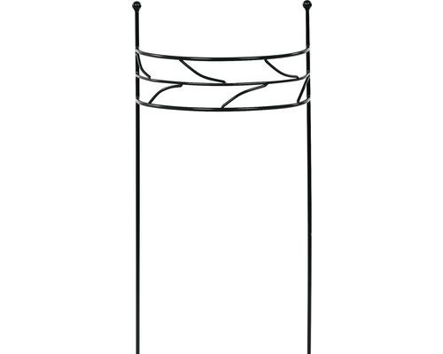 Dekostütze Liane L 90x35x17 cm anthrazit-metallic