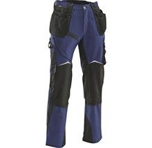 Bundhose mit Holstertaschen Hammer Workwear blau W28/L32