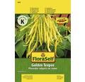Gemüsesamen FloraSelf Buschbohnen 'Golden Teepee'