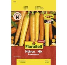 Karottensamen FloraSelf Select 'Bunter Mix' Saatband