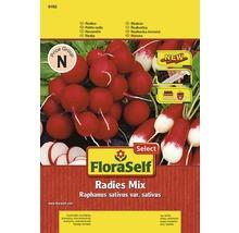 Gemüsesamen FloraSelf Select Radieschen Mix Saatband