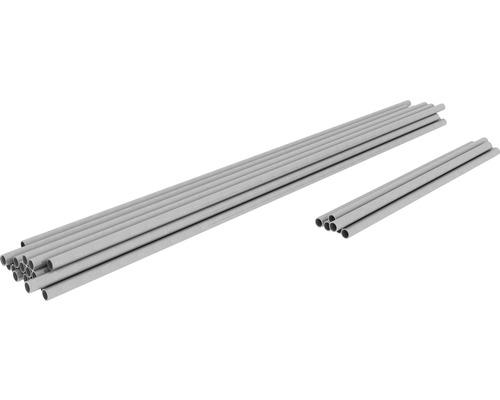 Gerüstholz Stahlrohr 1000 mm Ø 33 mm