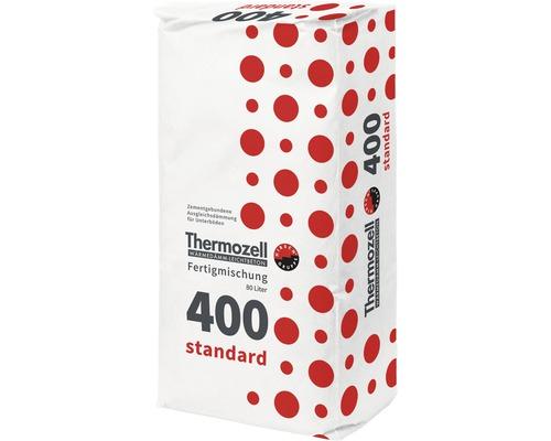 Leichtbeton Fertigmischung Thermozell 400 80 L