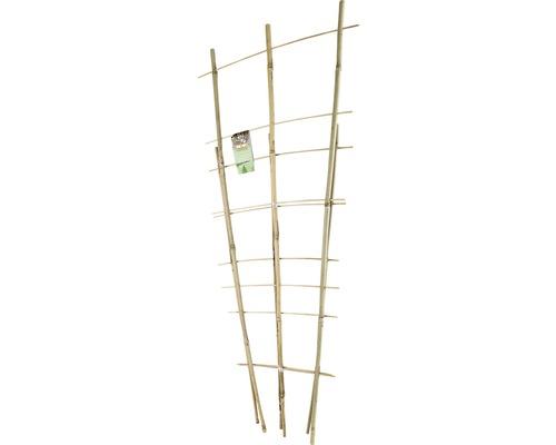 Bambus-Rankbogen Set FloraSelf H 60 + 85 cm 2 Stk