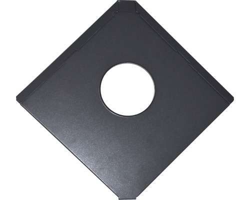 Grundplatte- Dachführungen QUADRA PRECIT