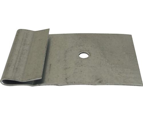 PRECIT Klammern für Aluminium Schindel Quadra 55 mm Pack = 44 St