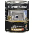HORNBACH Holzfarbe Wetterschutzfarbe Plus schwedenrot 750 ml