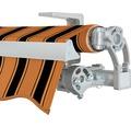 Gelenkarmmarkise 350x250 cm SOLUNA Concept mit Motor Dessin 6363