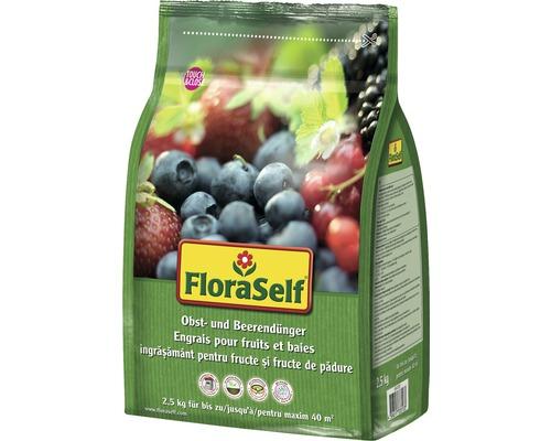 Obst- und Beerendünger FloraSelf 2,5 kg