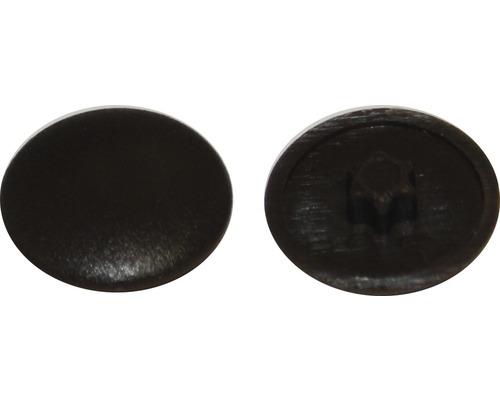Abdeckkappe für I-Stern T 25, Dunkelbraun, Kunststoff, 200 Stück