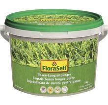 Rasen-Langzeitdünger FloraSelf 5 kg / 160 m²