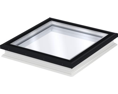 Flachdach-Fenster Flachglas VELUX ISD 2093 60x60 cm (Oberelement)