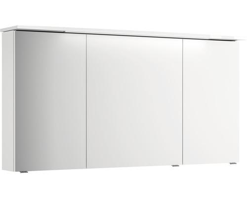 Spiegelschrank Pelipal Xpressline 4010 140x17x70,3 cm 3-türig weiß