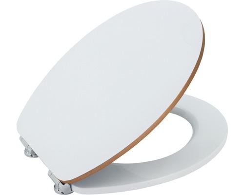 WC-Sitz Form & Style Edge Metallic copper mit Absenkautomatik