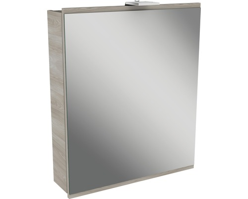 Spiegelschrank Fackelmann Lima 60x73 cm 1-türig Steinesche