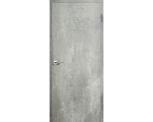 Innentüre Pertura Concrete Beton 75 x 203 cm Links