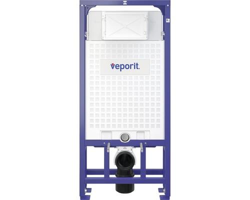 Vorwandelement veporit ICUBOX FR 1120 für Wand-WC H:1120 mm selbststehend