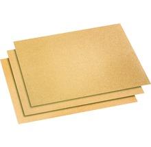 Schleifpapier Flint sortiert K 80/120/240 230 x 280 mm 10er-Set