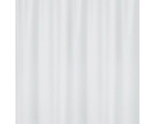 Duschvorhang Spirella Pure white 180x200 cm
