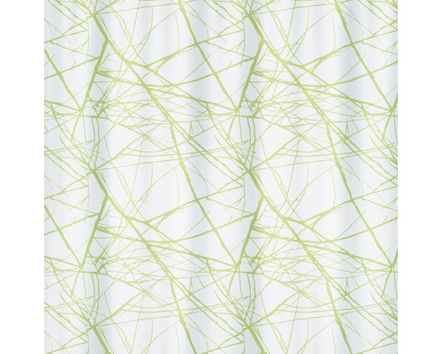Duschvorhang Spirella Fores leaf 180x200 cm