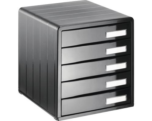 Bürobox Timeless 5 Schübe anthrazit