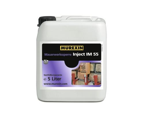 Mauerwerkssperre Murexin Inject IM 55 5kg
