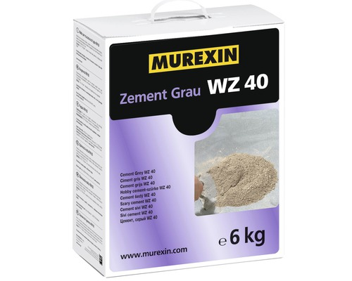 Zement grau Murexin 6 kg