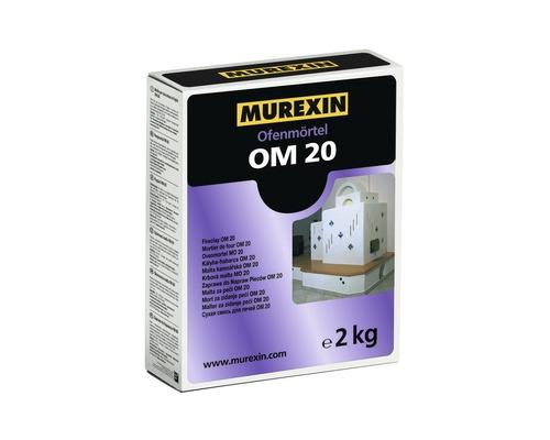 Ofenmörtel OM 20 Murexin weiss2 kg