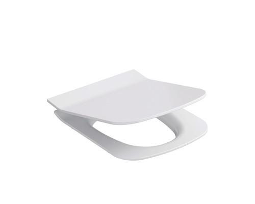 WC-Sitz Cersanit Metropolitan weiß mit Absenkautomatik