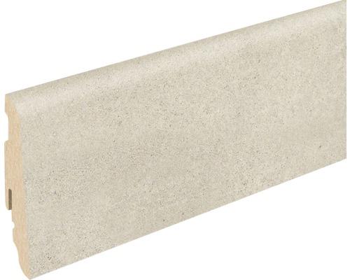 Sockelleiste FU060L Porcelato nat. 19x58x2400 mm