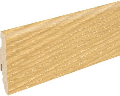 Sockelleiste SU060L Eiche gekalkt 19x58x2400 mm