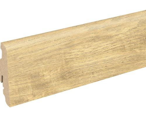 Sockelleiste FU060L Arizona Oak 19x58x2400 mm