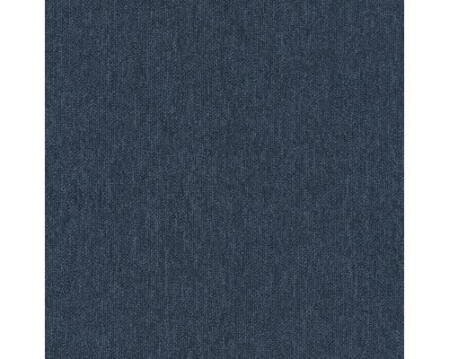 Teppichfliese Rocket blau 50x50 cm