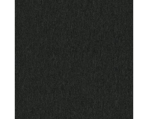 Teppichfliese Rocket schwarz 50x50 cm