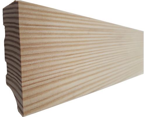 Sockelleiste Feelwood sibirische Lärche edelmatt geölt 20x60x2000 mm