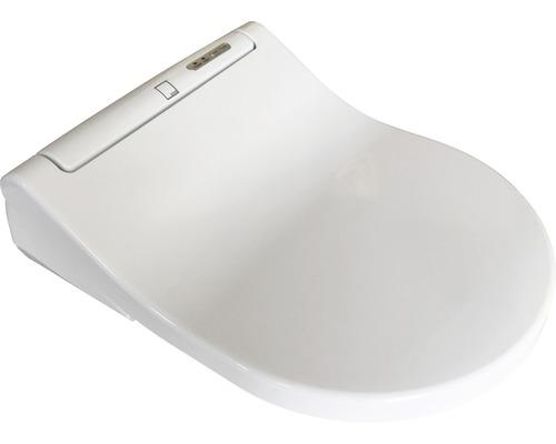 WC-Sitz ADOB beheizbar weiß mit Absenkautomatik und LED-Beleuchtung