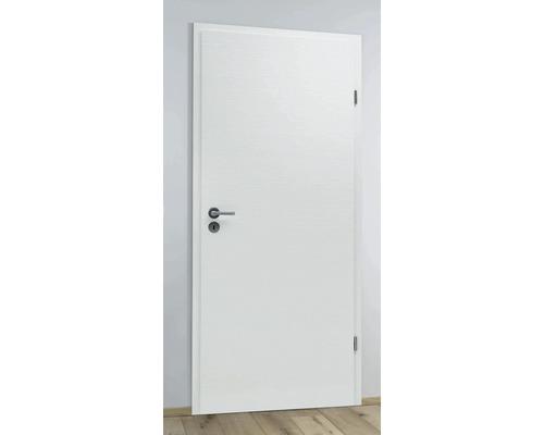Zimmertür weiß 90x203 cm Rechts