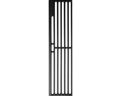 Tenneker® Warmhalterost Warmhaltegitter 48 x 12 cm für Gasgrill Halo