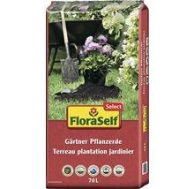 Gärtner-Pflanzerde FloraSelf Select, 70 L