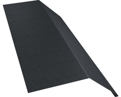 PRECIT Rinneneinhang ohne Wasserfalz Big Stone graphite grey RAL 7024 2 m