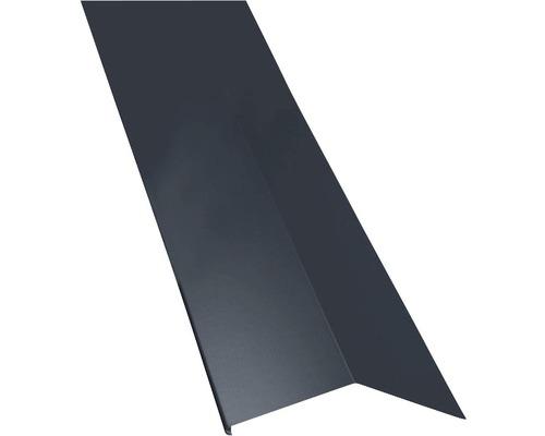 PRECIT Schürze für Mansarden außen Big Stone graphite grey RAL 7024 2 m