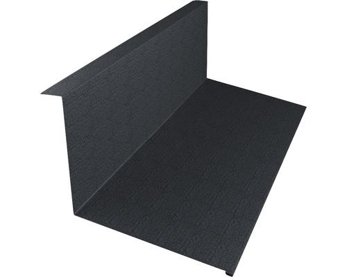 PRECIT Kappleiste Big Stone graphite grey RAL 7024 2000 x 110 x 73 mm