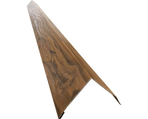 Aussenecke für Wandpaneel golden oak 2 m