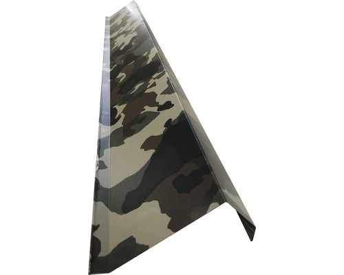 Kantenwinkel für Trapezblech H12 camouflage 1 m