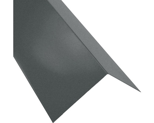 PRECIT Schürze für Mansarden außen S18 grau matt RAL 7016 1 m