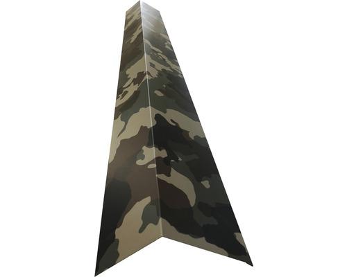 PRECIT Schürze für Mansarden außen H12 camouflage 1000 x 100 x 140 mm