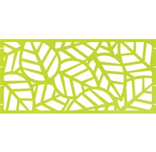 Hauptelement Gabio Palms 180x90 cm hellgrün